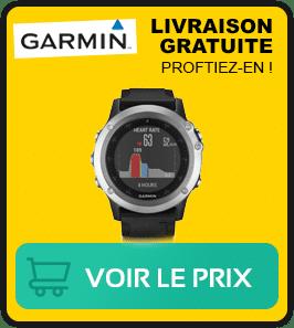 Presentation de la meilleure montre Garmin fenix 3