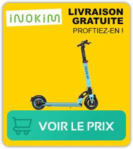 Presentation de la trottinette inokim light 2