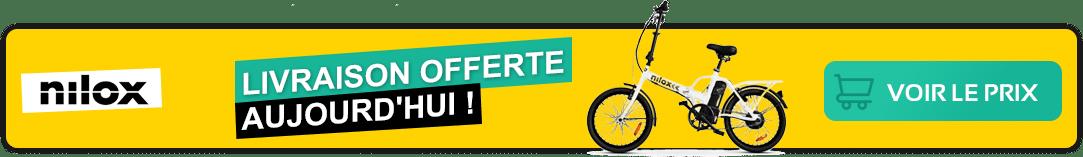 Mon avis et test sur le vélo pliant électrique nilox e bike x1 new