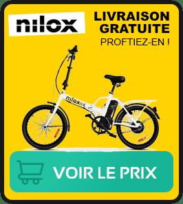 Fiche technique sur le vélo pliant électrique nilox e bike x1 new