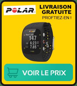Presentation de la meilleure montre polar m430