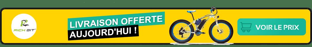 Mon avis et test sur le vélo électrique rich bit rt-022