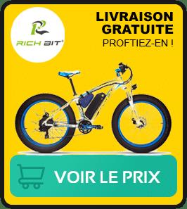Fiche technique sur le vélo électrique rich bit rt-022