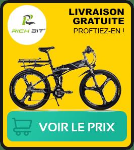 Fiche technique sur le vélo électrique rich bit rt-860