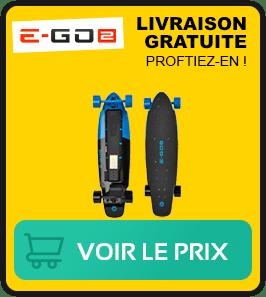 Presentation du skateboard yuneec ego 2