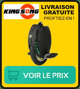 Presentation de la gyroroue kingsong ks18l