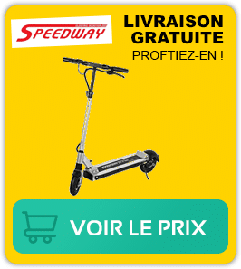 Presentation de la trottinette super mini 4 pro
