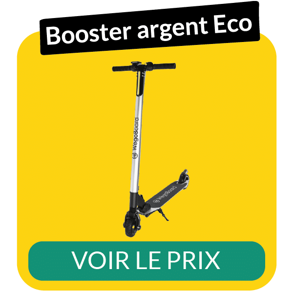 Booster argent eco