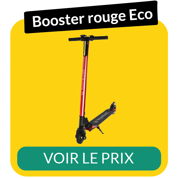 Booster rouge eco