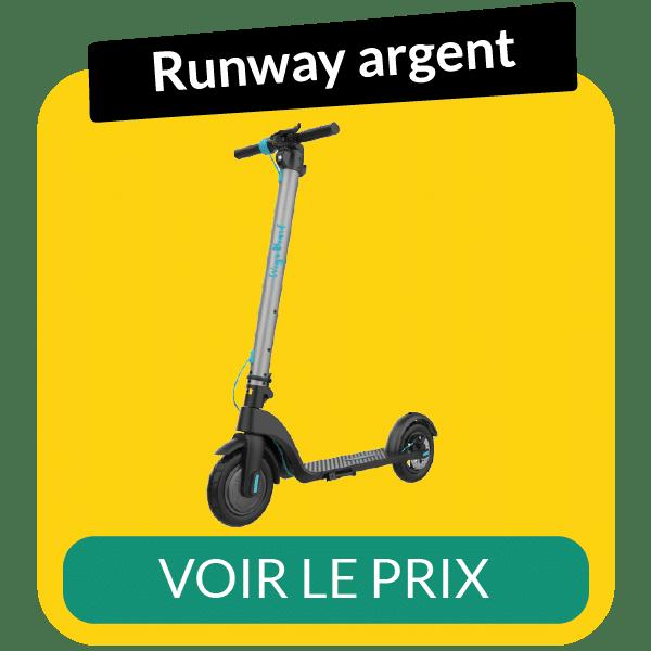 Runway argent
