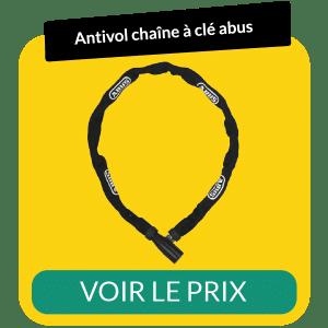 Antivol chaine a cle abus