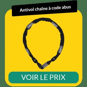 Antivol chaine a code abus