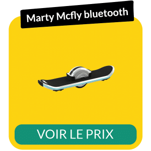 Hoverboard marty mcfly bluetooth