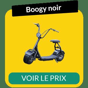 Scooter electrique boogy noir