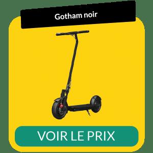 Trottinette electrique gotham noir