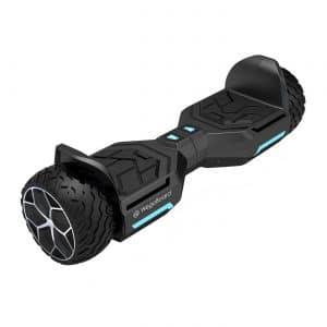 hoverboard bumper 4x4 bluetooth noir